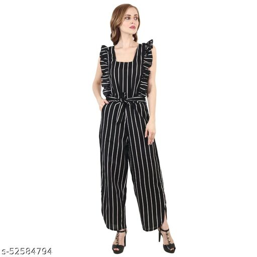 You can wear jumpsuit very easily Jumpsuit