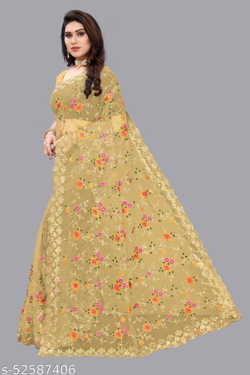 Bollywood designer sabyasachi collection saree For women - CREAM