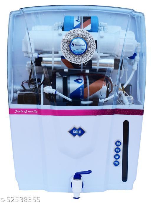 Aquagrand  Audi Model  12 L RO + UV + UF + TDS Water Purifier