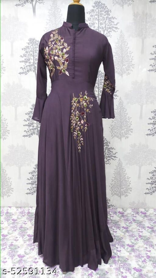 Fancy Sensational Women Gowns