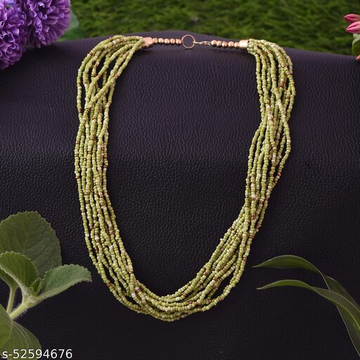 Necklace Multy Rope