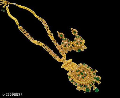Twinkling Bejeweled Women jewellery set