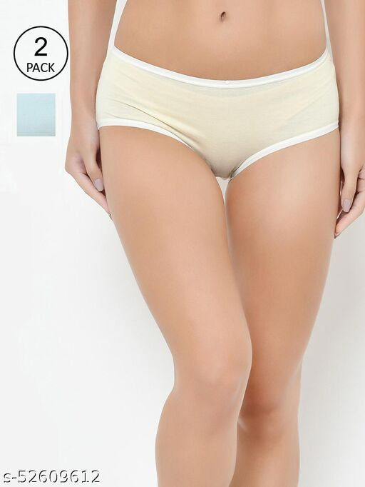 PARKHA Solid Regular Super Comfy  Panty For Women
