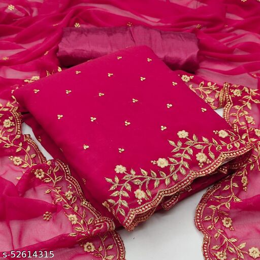 Salwar Suit Material for Pretty Woman