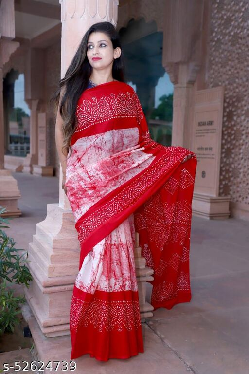 Cotton Mulmul Saree, Fancy Cotton Saree, Bagruprint Cotton Saree, Royal Cotton Mulmul Saree