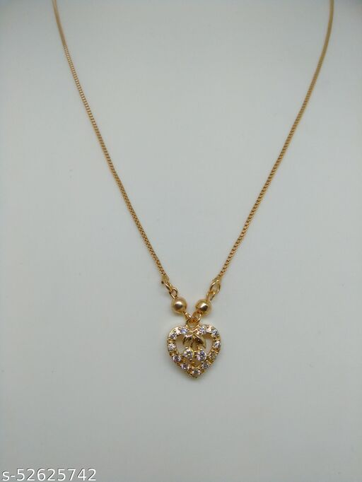 Twinkling Glittering Women Necklaces & Chains