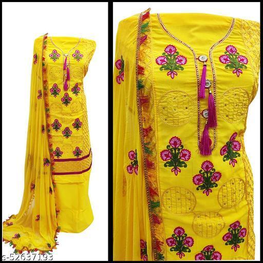 Alisha Fabulous Salwar Suits & Dress Materials