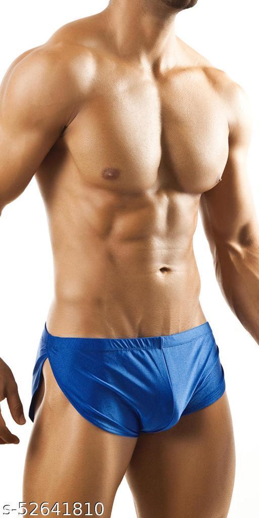 AAYAN BABY Men's Microfiber Solid Brief Underpants