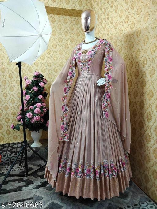 Trendy Ensemble Gown