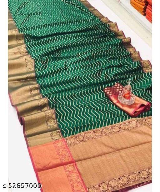 Kachipuram Silk saree  Zari Border