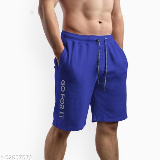 MAGKNITCO Premium Cotton Shorts -GFI