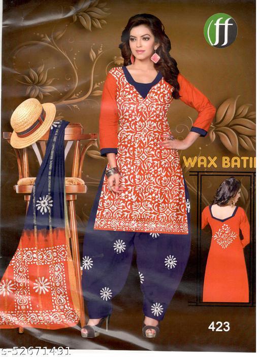 Batik Printed Suits