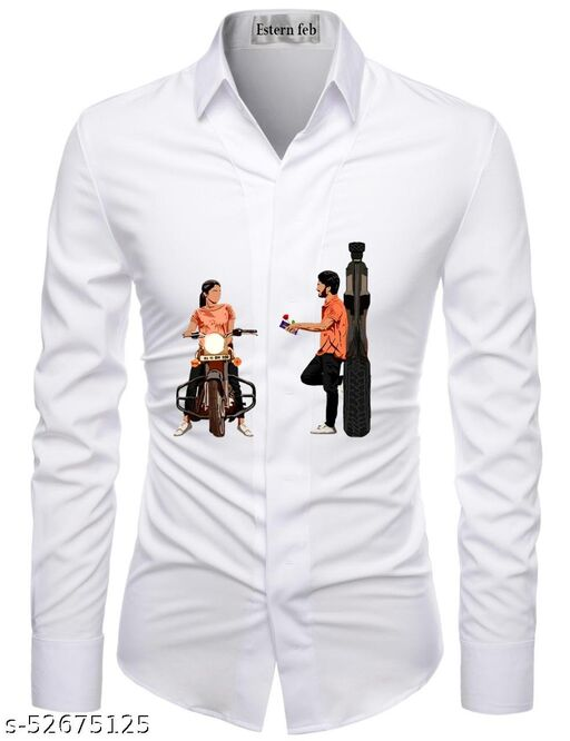 Pretty Latest Men Shirt Fabric