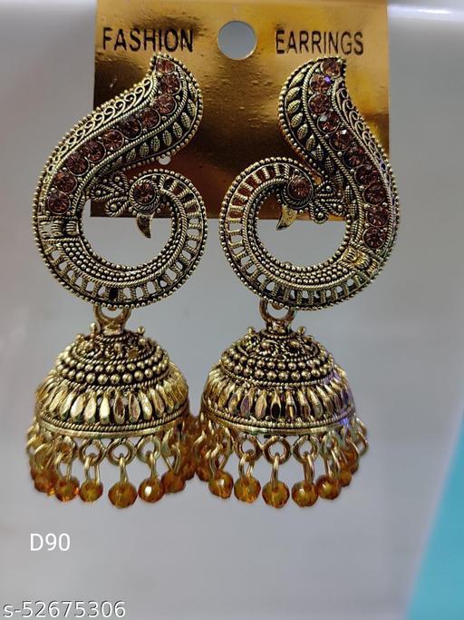 Golden Shine Earrings