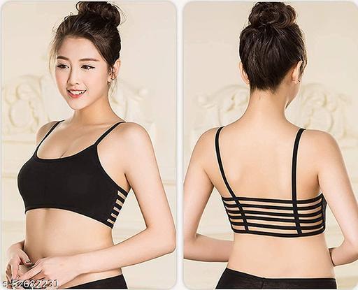 Fabrics Women's 6 Strap Bra