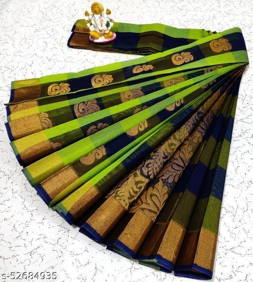 ppada Rich Silk Cotton  pallum palam Sarees