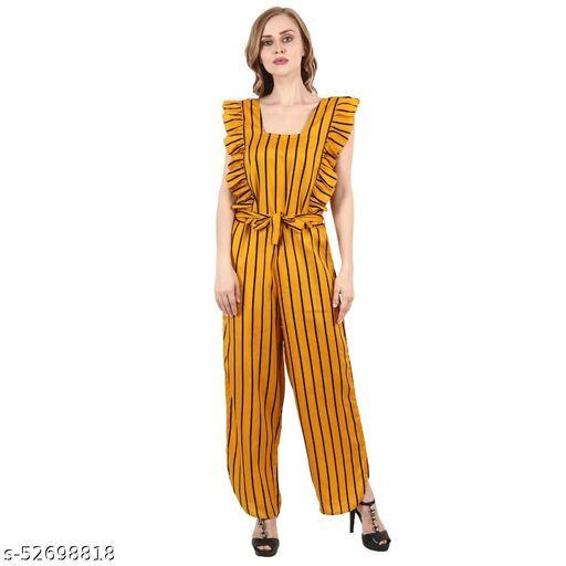 You can wear jumpsuit very easily Jumpsui