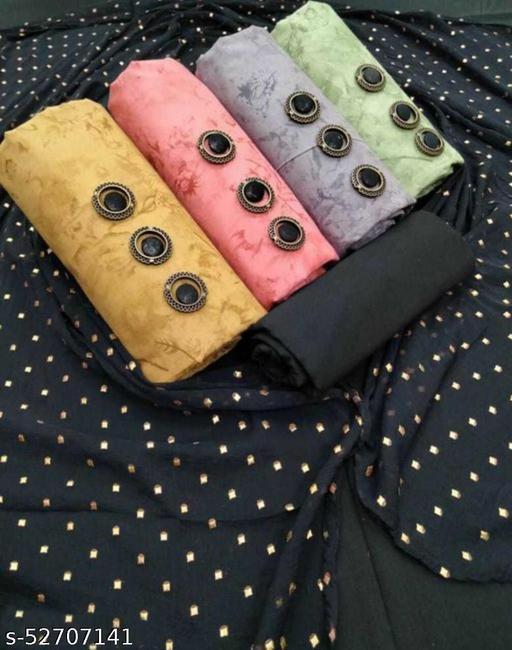 tufan 02 black Suits & Dress Materials