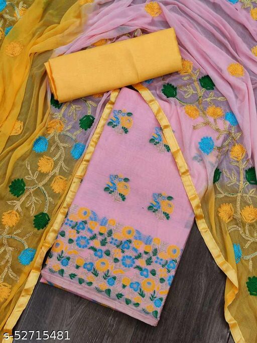 Jacquard Woven Kurta & Churidar Material  (Unstitched)