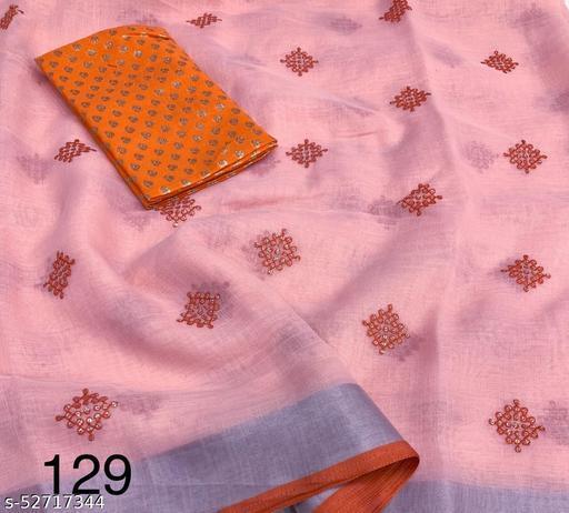 SC - 129 (banarasi blouse edition)