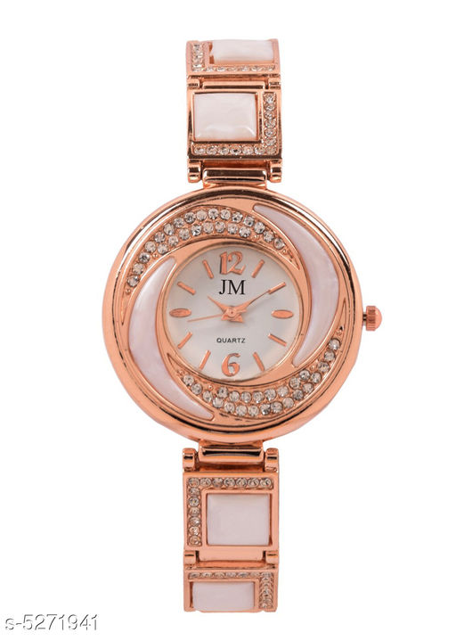New Trendy Analogue Women's Watches