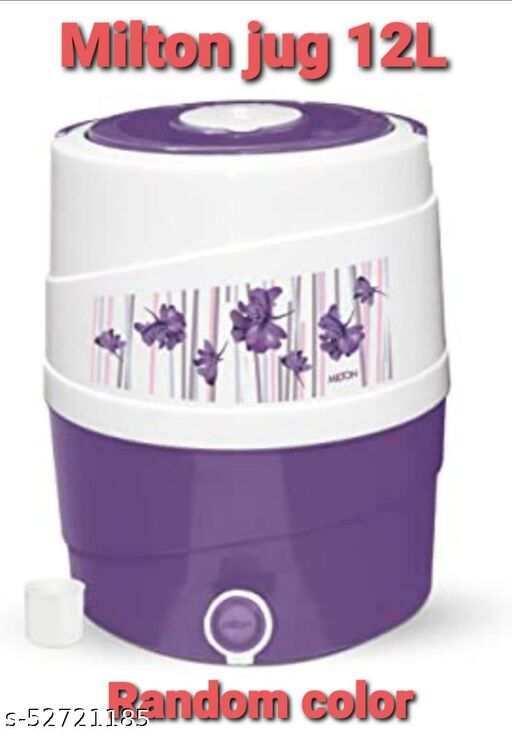Lovely Sky present Best Quality  Water Jug 12 LTR