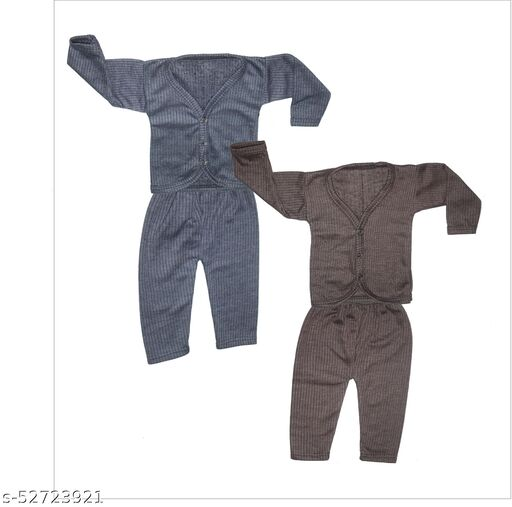 purely nature kids button thermal set