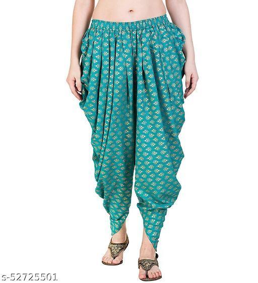 Women Rayon Printed Salwars