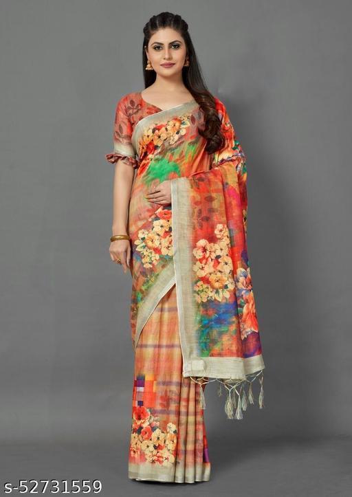 sonal fashion present digital print sarees with blaose pise
