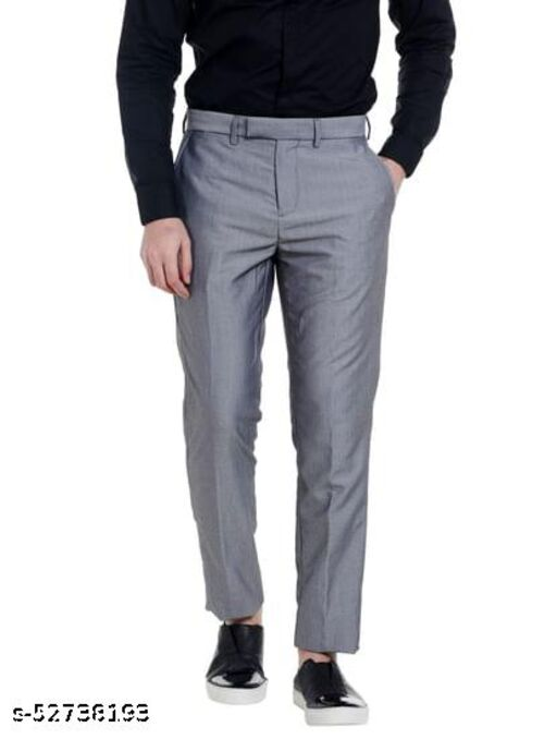Ravishing Trendy Men Trousers