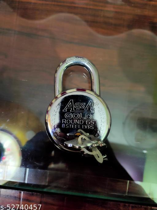 Aqsa gold lock