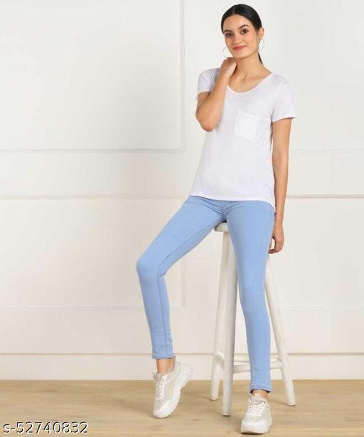 Trendy Fashionista Women Jeans