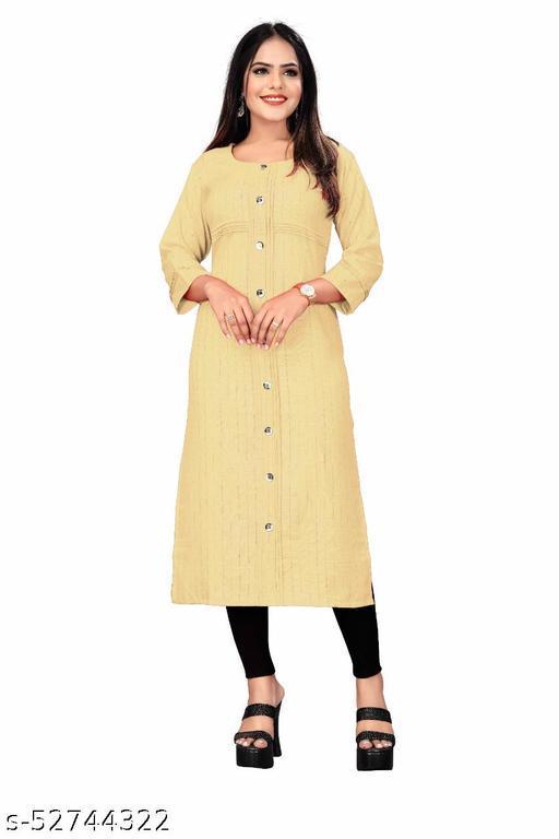 Stylish Designer Cotton Kurti
