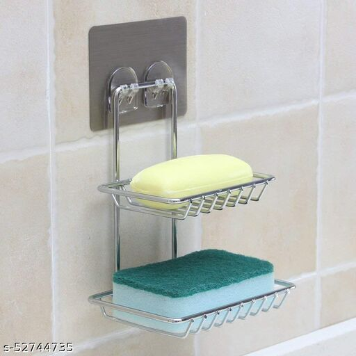 2 layer soap stand (sandend)