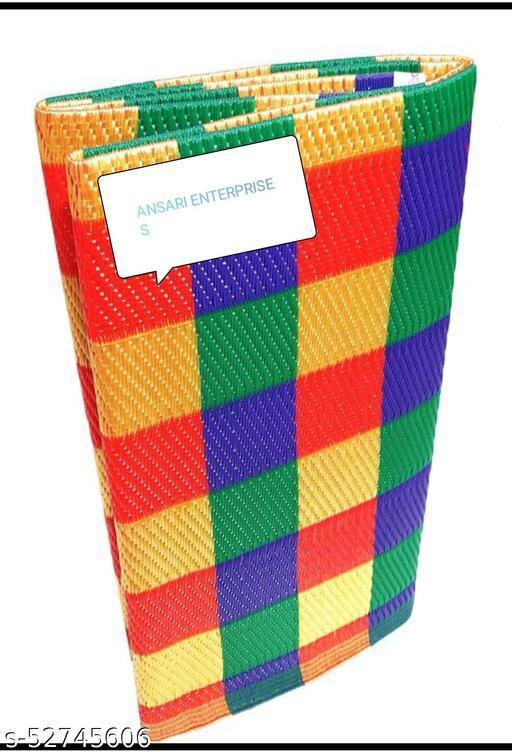 Plastic Chatai /mat 4*6 feet nylon quality 4*6 feet