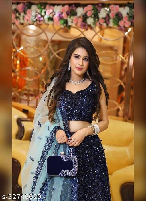 Alisha Sensational Women Lehenga