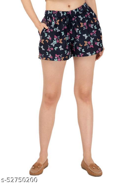 Manggo Polka Dot Women Shorts