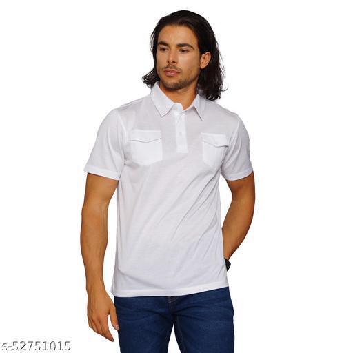 MENS MERCERISED POLO  tshirts
