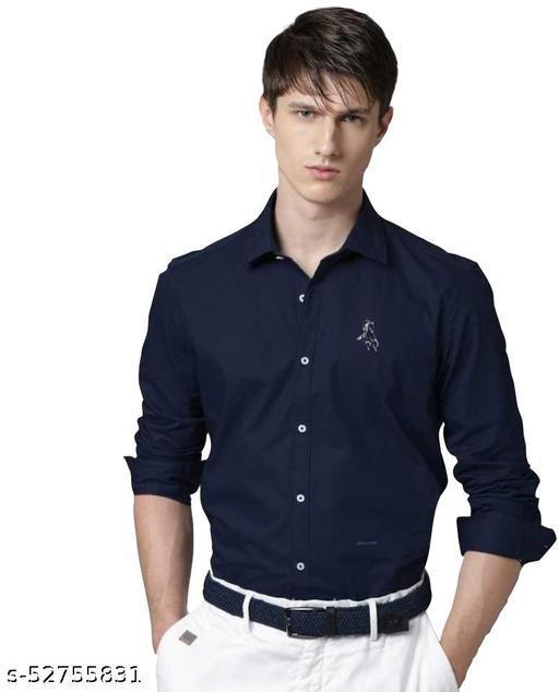 Men's Stylish Plain Shirts