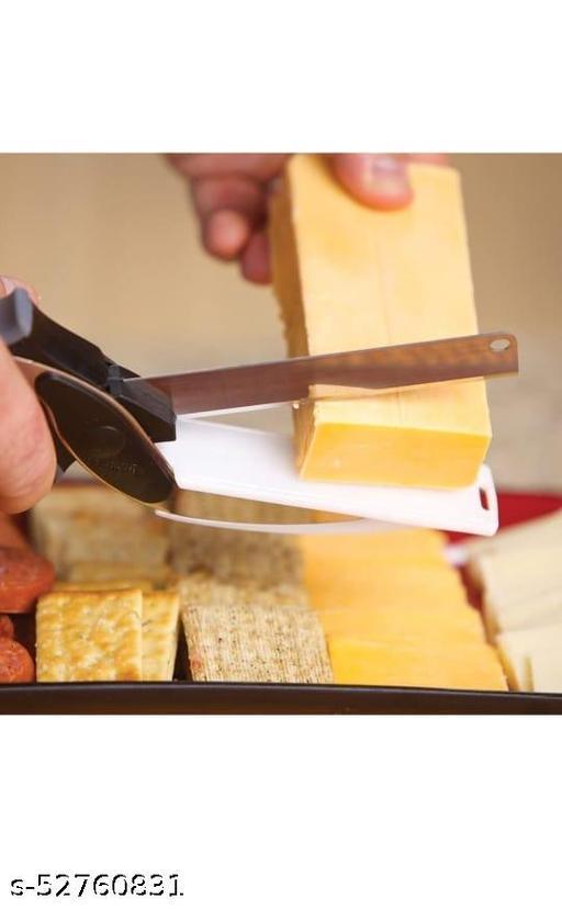 Smart clever cutter kitchen knife (4545).