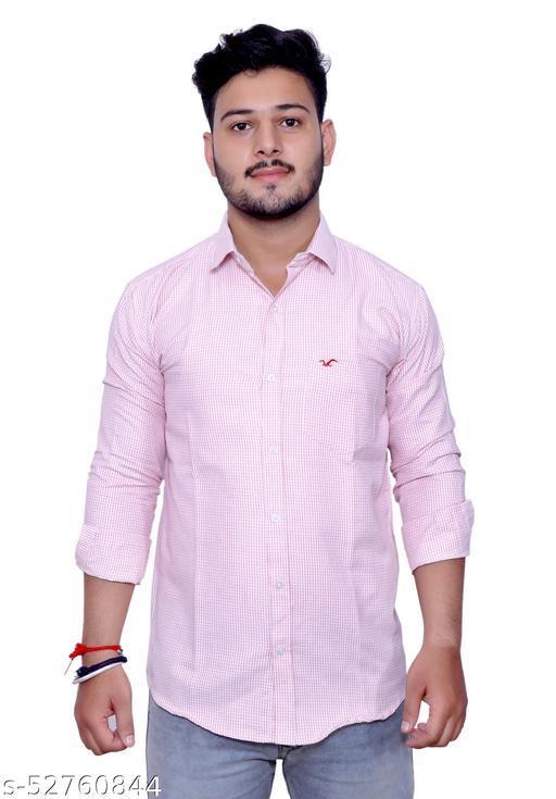 Zrop Casual Printed Shirts For Men