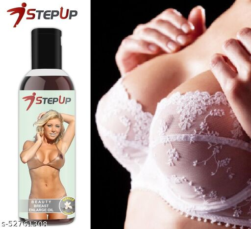 step up fancy cool breast oil {Vanilla flavored} 100 ml {pack of 1}