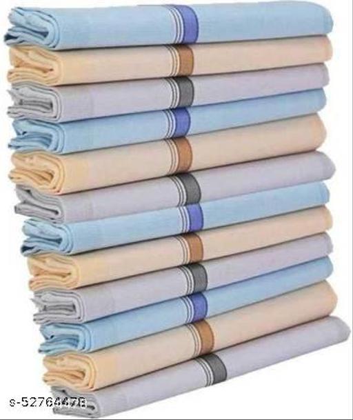 Little World Handkerchiefs Pack Of 12 Pcs ( Muilticolored )