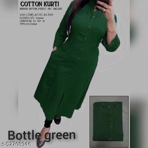 Stylish Retro Women Fancy Kurti's