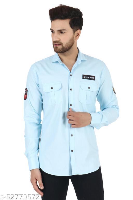 New Attractive Men's Shirt