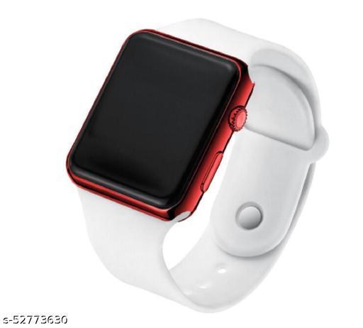 s6-led stylich watch