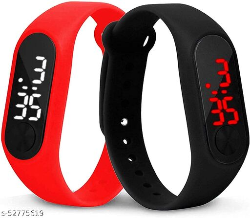 Digital Led watch for boy's and girl's