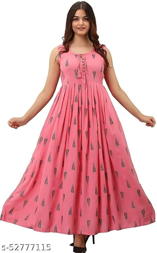 Pink Patti gowns