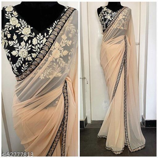 Myra Drishya Attractive Georgette Sarees