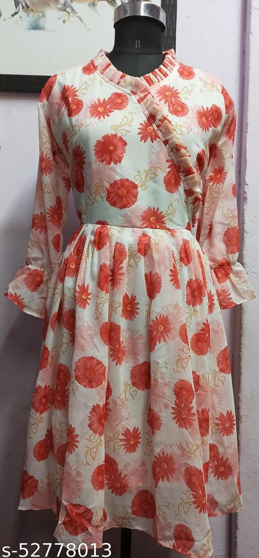 TUNIQ RED Dress
